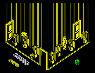 Inside Outing ZX Spectrum 31