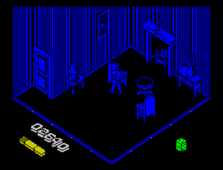 Inside Outing ZX Spectrum 32