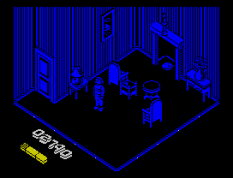 Inside Outing ZX Spectrum 33
