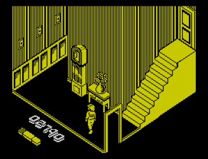 Inside Outing ZX Spectrum 34