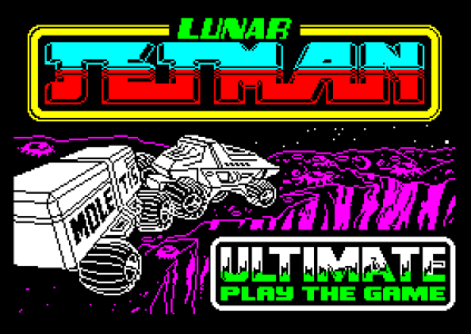 Lunar Jetman BBC Micro 01