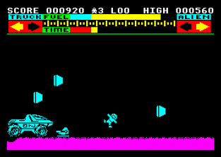 Lunar Jetman BBC Micro 09