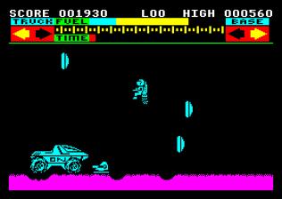 Lunar Jetman BBC Micro 10