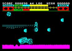 Lunar Jetman BBC Micro 11