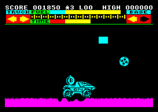 Lunar Jetman BBC Micro 12