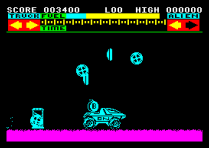 Lunar Jetman BBC Micro 16