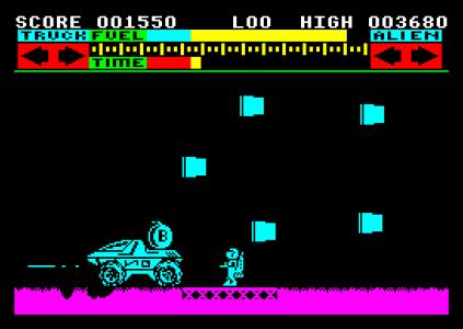 Lunar Jetman BBC Micro 20