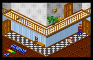 Raffles Atari ST 20