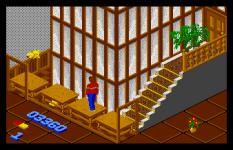 Raffles Atari ST 32