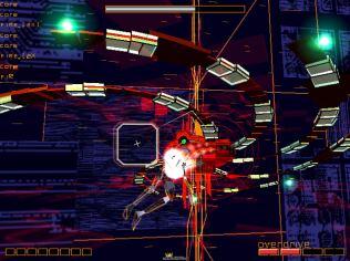 Rez Dreamcast 076