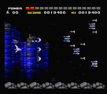 Space Manbow MSX 006