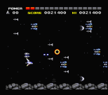 Space Manbow MSX 007