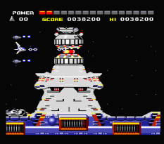 Space Manbow MSX 010