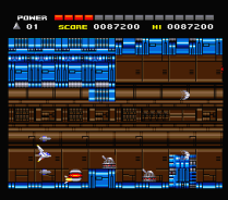 Space Manbow MSX 017