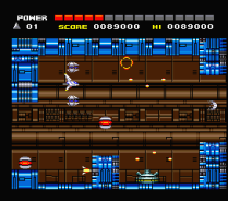Space Manbow MSX 018