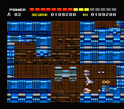 Space Manbow MSX 023