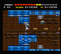 Space Manbow MSX 024
