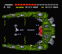 Space Manbow MSX 025