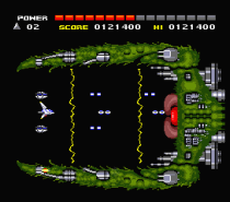 Space Manbow MSX 026