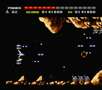 Space Manbow MSX 028