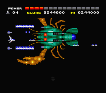Space Manbow MSX 049