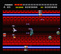 Space Manbow MSX 052