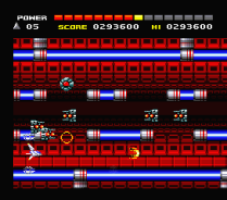 Space Manbow MSX 058