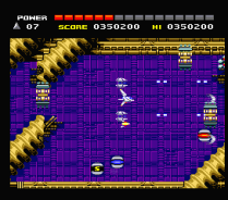 Space Manbow MSX 069