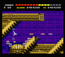 Space Manbow MSX 072