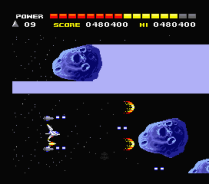 Space Manbow MSX 090