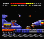 Space Manbow MSX 101