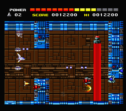 Space Manbow MSX 111