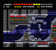Space Manbow MSX 115
