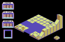 Spindizzy C64 028