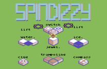 Spindizzy C64 049