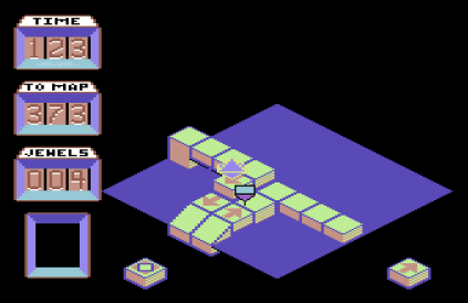 Spindizzy C64 053