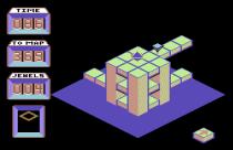 Spindizzy C64 059