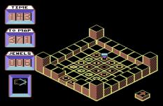 Spindizzy C64 065