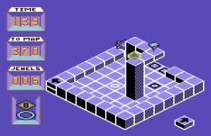 Spindizzy C64 066