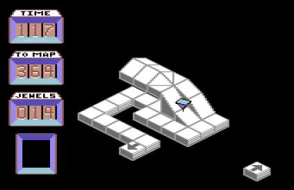 Spindizzy C64 067