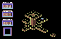 Spindizzy C64 072