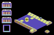 Spindizzy C64 076