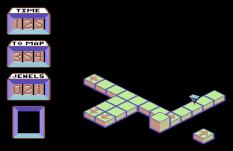 Spindizzy C64 077