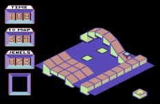 Spindizzy C64 099