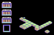 Spindizzy C64 106