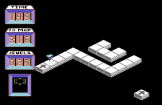 Spindizzy C64 121
