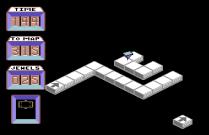 Spindizzy C64 124