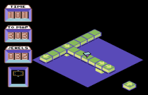 Spindizzy C64 128