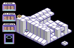 Spindizzy C64 133