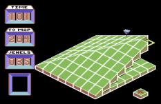 Spindizzy C64 154